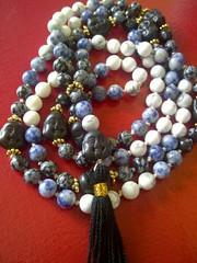 11025773_10206446804107770_3726467537049934165_n (innerjewelz@rogers.com) Tags: handmade traditional jewelry jewellery meditation custom mala 108 mantra intention knotted japamala innerjewelz
