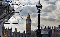 Palace of Westminster (Ellsasha) Tags: england london housesofparliament bigben clocktower clocks palaceofwestminster famousbuildings