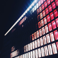 Belgium (Olly Denton) Tags: light 6 building art apple public architecture lights mac memorial colours belgium flag eu bruxelles animation ios iphone bxl vsco iphone6 vscocam
