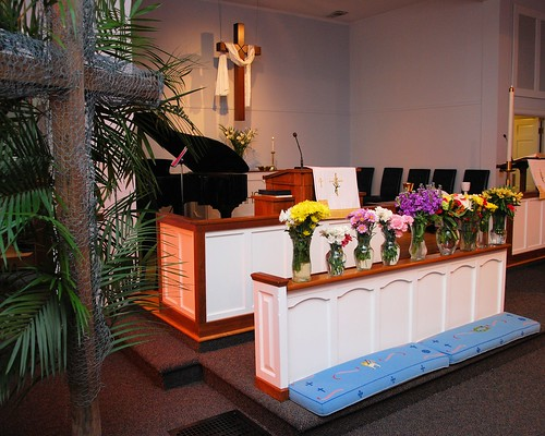 Easter 2016 at Glendale UMC