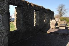 ballinasloe_159 (HomicidalSociopath) Tags: ireland cemetery architecture spring nikon crosses april ballinasloe d60