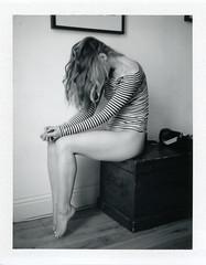 b underwhelmed (Ian Allaway) Tags: study instant fp3000b polaroid600se