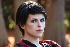 Cassandra (portrait) (greyloch) Tags: portrait costume pretty cosplay richmondva 2015 gamecharacter dragonage maymontestate gamecharactercostume
