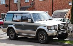 K242 NVG (2) (Nivek.Old.Gold) Tags: 1993 turbo mitsubishi pajero intercooler lwb exceed 2470cc