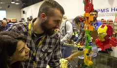 At Vintage Toys 2016 (ZetoVince) Tags: vince zeto lego lug exhibition gricks zetovince greek