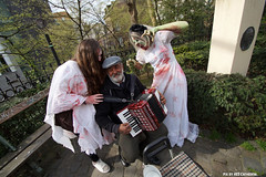 Breakfast is served (Red Cathedral is alive) Tags: brussels car blood cosplay o zombie bruxelles eerie convention gore horror undead grime zombies oo brussel larp livingdead blooddonor rhesus bifff zombiewalk warandepark zombieparade thewalkingdead a parcroyal eventcoverage aztektv zombieolympics zombifff