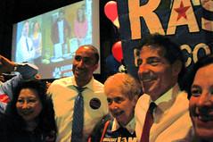 JR Victory 0039 (mdfriendofhillary) Tags: willsmith jamieraskin senatorraskin delegatewilliamsmith