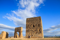 Merinides (valentinasota) Tags: morocco maroc tumbas marruecos tombs fes tombeaux merinides