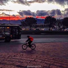Morning #morning #sun #redsun #bogota #street #streetphotography #streetphoto #urban #urbanphoto #fotografiacreativa #creativephotography #iphone5 #vscocam #typic #city #igers #ig_bogota #ig_colombia #IgersBogota #igerscolombia (ramrez.mike) Tags: street city morning urban sun bogota streetphotography streetphoto urbanphoto typic redsun creativephotography fotografiacreativa iphone5 igers igerscolombia vscocam igersbogota igcolombia igbogota