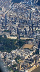 Aerial of London including Palace of Westminster, Whitehall area (Copper_Beech221) Tags: uk england london westminster westminsterabbey britain july housesofparliament bigben regentstreet piccadillycircus parliamentsquare bttower whitehall stjamesspark waterlooplace horseguardsparade 2014 victoriatower bbcbroadcastinghouse elizabethtower dukeofyorkcolumn hermajestystreasury
