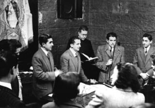 16. Elección del presidente de la A.C. en Valparaíso