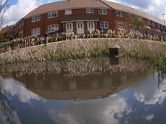 Walton Pond (ENRYCH BUCKS A local charity bringing life, leisur) Tags: green weather boat duck nikon fuji pentax group olympus aylesbury bucks photograghy enrych