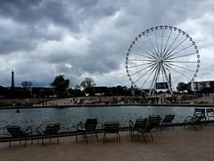 2016-04-30 01.32.04 (nickbruce483) Tags: white paris france wheel amusement europe eiffeltower cities eiffel concorde citysight whitewheel concordepark