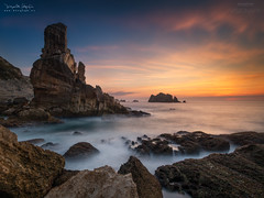 Urros (diegogm.es) Tags: espaa cliff spain olympus acantilado cantabria cantabrico liencres arnia urros getolympus esolympus
