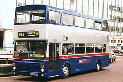 2955 (PB) D955 NDA (WMT2944) Tags: travel west midlands nda timesaver 2955 d955