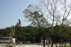 Ngong Ping Big Budda statue (Edmundo lameiras) Tags: budda