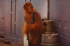 No GIF - Find & Share on GIPHY (messiole) Tags: head no shake reactions chewbacca smh nope ifttt giphy