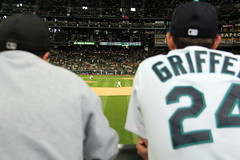 Always for Griffey (NJ Baseball) Tags: seattle washington mariners jersey safecofield fans jerseys seattlemariners americanleague 2015 daygame majorleagues
