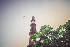 Delhi-7 (Expolre) Tags: india heritage history stone architecture vibrant delhi arches palace villages monuments towns qutub minar carvings minarets