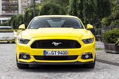 Ford Mustang (Powerhorsecult) Tags: auto camera cars ford sports car sport yellow canon photography eos photo cool flickr image awesome go picture super spot exotic photograph romania silviu spotted mustang ro luxury spotting supercars 2015 spotter 600d zaharia worldcars