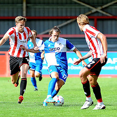 "Cheltenham Town v Bristol Rovers 250715 • <a style=""font-size:0.8em;"" href=""http://www.flickr.com/photos/137502421@N05/23805440069/"" target=""_blank"">View on Flickr</a>"