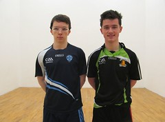 Boys U17 Final Players