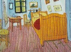 de slaapkamer 1888, Vincent van Gogh (JANKUIT) Tags: selfportrait schilder museum vincent edvard gogh munch zelfportret vangogh vangoghmuseum slaapkamer verbinding gelijkheid