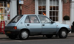 F227 HNM (1) (Nivek.Old.Gold) Tags: 1988 peugeot 205 grd 1769cc