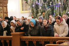 40. Соборное богослужение в Лавре