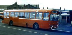 Slide 043-66 (Steve Guess) Tags: county uk england bus durham general tyne wear gb northern daimler fleetline
