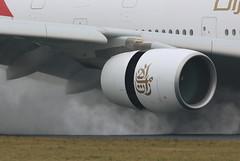 Emirates Airbus A380-800 (AMSfreak17) Tags: world holland netherlands dutch amsterdam canon de airplane airport aircraft airplanes nederland landing emirates planes airbus a380 danny approach schiphol runway ams vliegtuig the eham planespotting spotter vliegtuigen 70d luchtvaart polderbaan of a380800 soet 18r amsfreak17 a6eoo