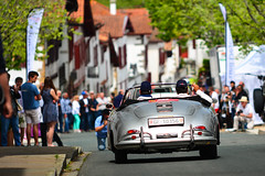 Ladybug (2KP) Tags: auto france classic cars car silver la classiccar convertible automotive german porsche classics autos speedster cabriolet 356 bastide 2015 aquitaine barn 2kp clairence