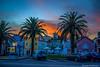 Costa Nova Sunset (Vicente Pacheco) Tags: costa portugal nova hdr aveiro 5xp