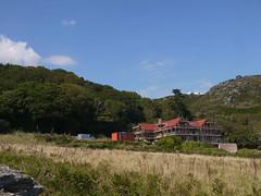 Maelcombe House (Worthing Wanderer) Tags: summer coast seaside sunny august devon salcombe swcp southwestcoastpath