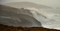 Storm Imogen (Barbara Walsh Photography) Tags: ireland sea storm weather waves dingle kerry imogen wildatlanticway