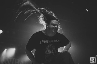 October 30th, 2014 // Cannibal Corpse at Trix, Antwerp // Shots by Lisse Wets