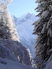 Rando Raquettes Chamonix Mont-Blanc (Cath'art Photography) Tags: blanco rouge rando alpine monte chamonix mont blanc montblanc aiguilles randonnée aiguille raquettes