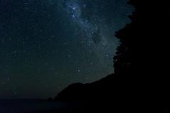 Mutton Bay - Milky Way (kelly.hildreth75) Tags: newzealand silhouette night stars sony nz alpha tamron slt amount milkyway a57 sonyalpha tamron18270 tamron18270mm 18270mm tamronaf18270mmf3563diiivcldasphericalif sonya57 sonyslta57