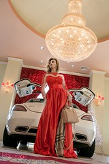 Fashion is architecture: it is a matter of proportions. (chanel) (GeoPalacios|Photography) Tags: lighting new red england car fashion boston canon photography benz photo high model flickr day dress photoshoot air brush modelo chandelier adobe showroom fancy heels bebe latina miss retouch ideas luxury rolex carshow reddress belleza amg lightroom 6d mercedez ofthe cs6 burbery cs5