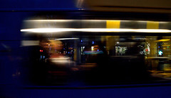 Transit (Owen J Fitzpatrick) Tags: lighting street city blue ireland shadow red people dublin woman man motion black bus window beautiful beauty electric by lady night speed reflections dark photography j evening nikon pretty sitting republic shadows slow darkness pavement walk candid transport pass social joe artificial eire transportation transit sit use attractive shutter only infrastructure electricity editorial vehicle passenger nightlife owen brunette shape tamron seated graceful oconnell chasing glazing fitzpatrick blackness livery thoroughfare shalott ojf d3100 ojfitzpatrick