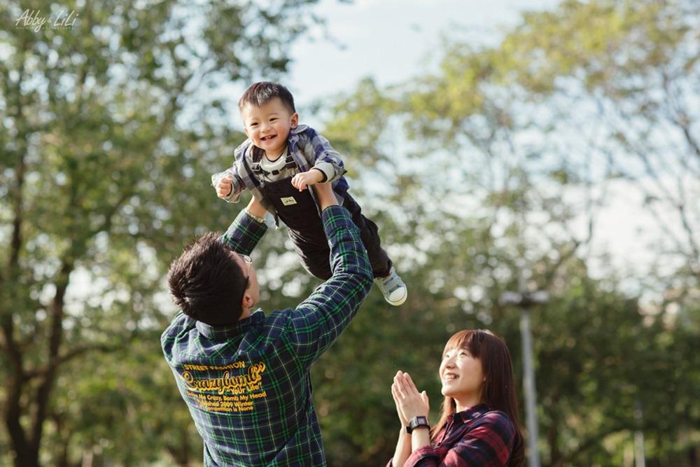 台北親子攝影