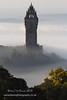 Wallace Monument (6) (Shuggie!!) Tags: trees landscape scotland morninglight williams karl monuments stirlingshire zenfolio mistandfog karlwilliams