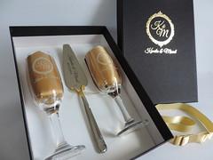 Kit Preto com dourado (contato@mondy.com.br) Tags: taas bolodecasamento brindedosnoivos kitscomesptula horadobrinde