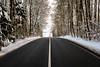 lonely (lumofisk) Tags: road schnee winter snow tree landscape 50mm afternoon view outdoor landschaft baum roadmarking nachmittag mittellinie strase midline 0mmf0 nikondf rheinlandpfalzg
