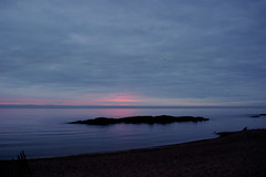 marquette sunsrise (annanewhouse@ymail.com) Tags: morning beach nature colors sunrise beachlife calm greatlakes lakesuperior marquette 6am beauitful marquettemi beautyofnature trending sharenmu martycove