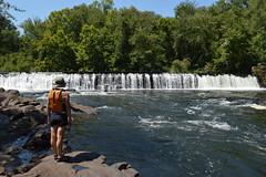 Riverview Dam (West Point Lake) Tags: georgia kayaking chattahoocheeriver westpointlake