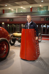 RF-5379 (Stefan Marjoram) Tags: show paris france classic car vintage fiat retro beast turin s76 2016 retromobile darracq
