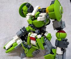gcoref14 (chubbybots) Tags: lego armored core mech moc