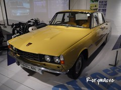 1974 Rover P6 (Rorymacve Part II) Tags: auto road bus heritage cars sports car truck automobile estate transport historic motor saloon compact roadster motorvehicle
