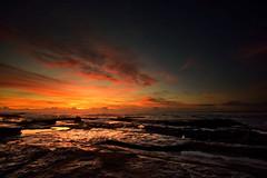 Merewether's Magic (Paul Hollins) Tags: seascape sunrise australia newsouthwales aus merewether nikon1635mmf4 nikond750